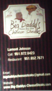 Big Daddys Cheese Steaks